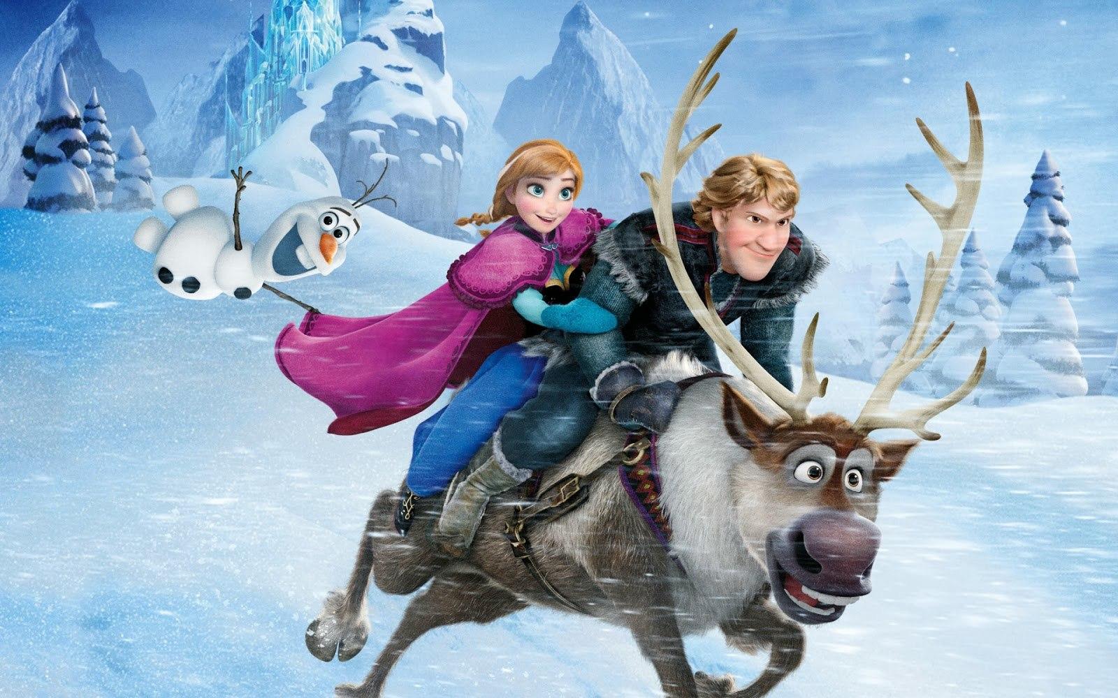 Elsa frozen source filmmaker