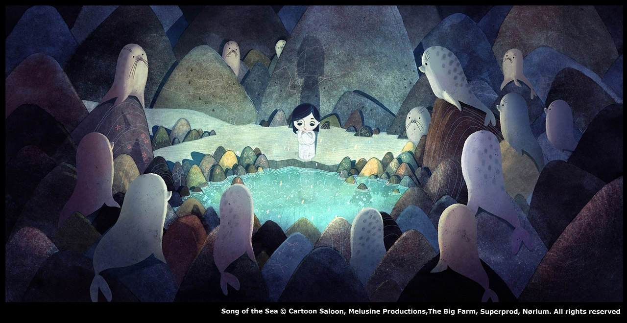 GKIDS to Distribute Cartoon Saloon's 'Song of the Sea