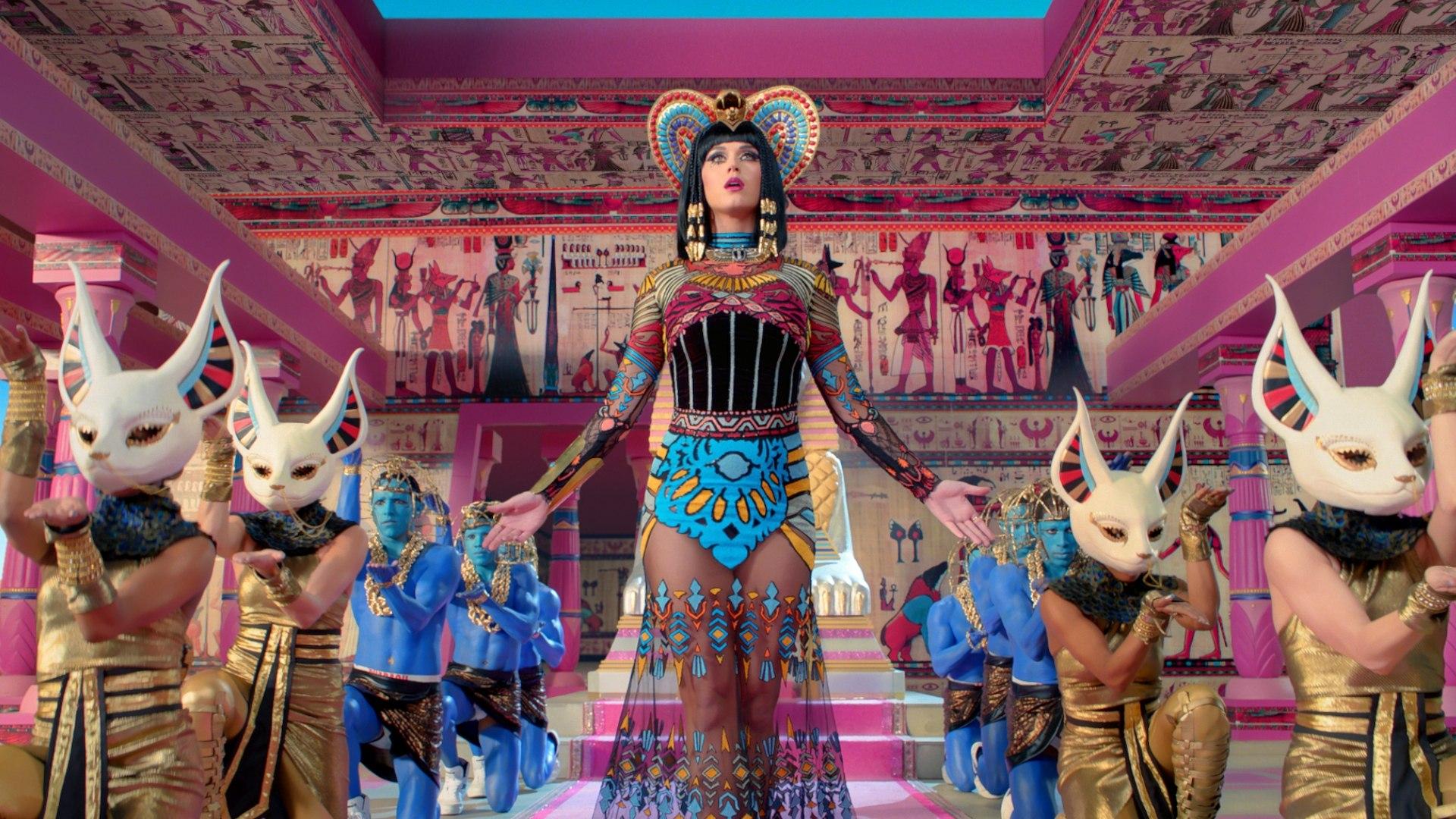 Mirada Creates Dark Horse World For Katy Perry Animation World Network