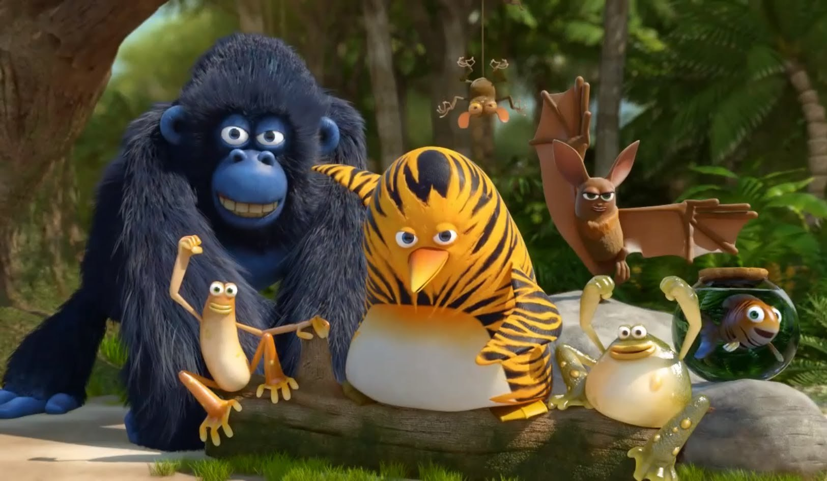Pgs Announces Sales Of The Jungle Bunch To The Rescue