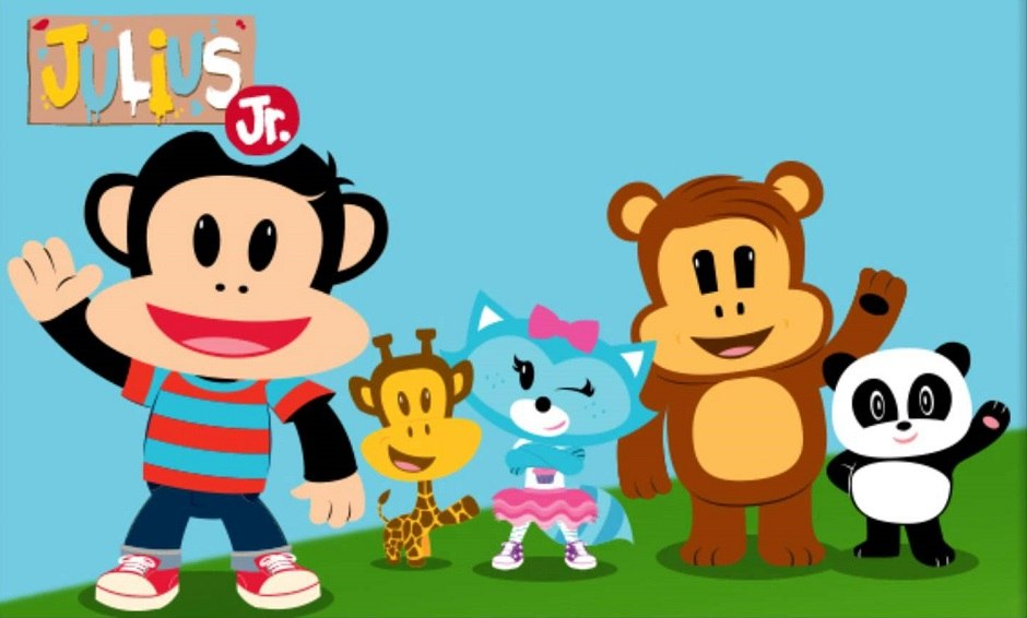 Nick Jr  Picks up Second Season of Saban's 'Julius Jr