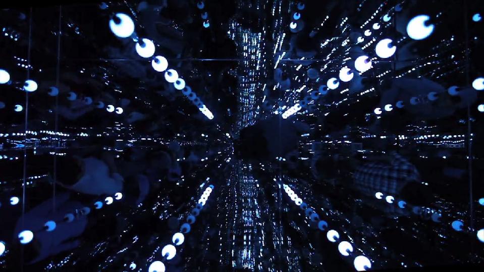 Microsoft\'s Infinity Room Makes Big Data Beautiful   Animation World ...