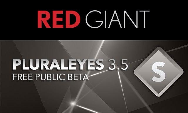 red giant pluraleyes 3.5 keygen