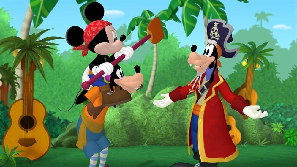 Mickey Mouse Clubhouse Beach 'mickey Mouse Clubhouse'