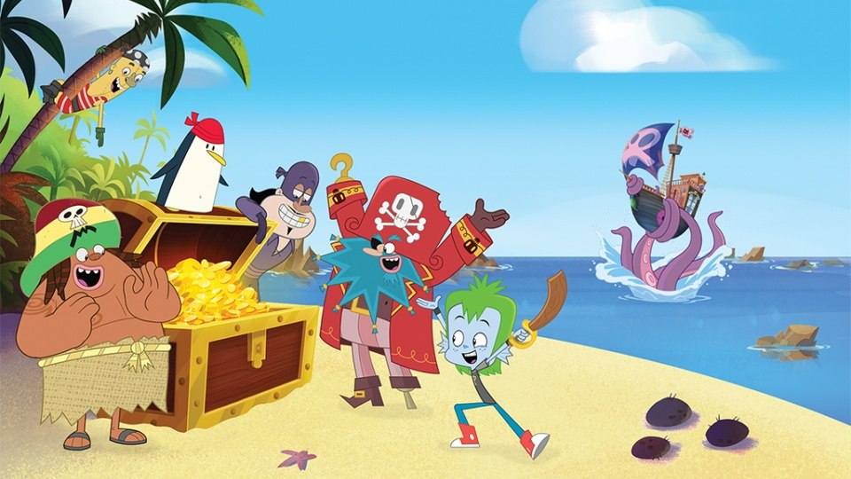 Breakthrough Acquires New Animated Series 'Pirate Express