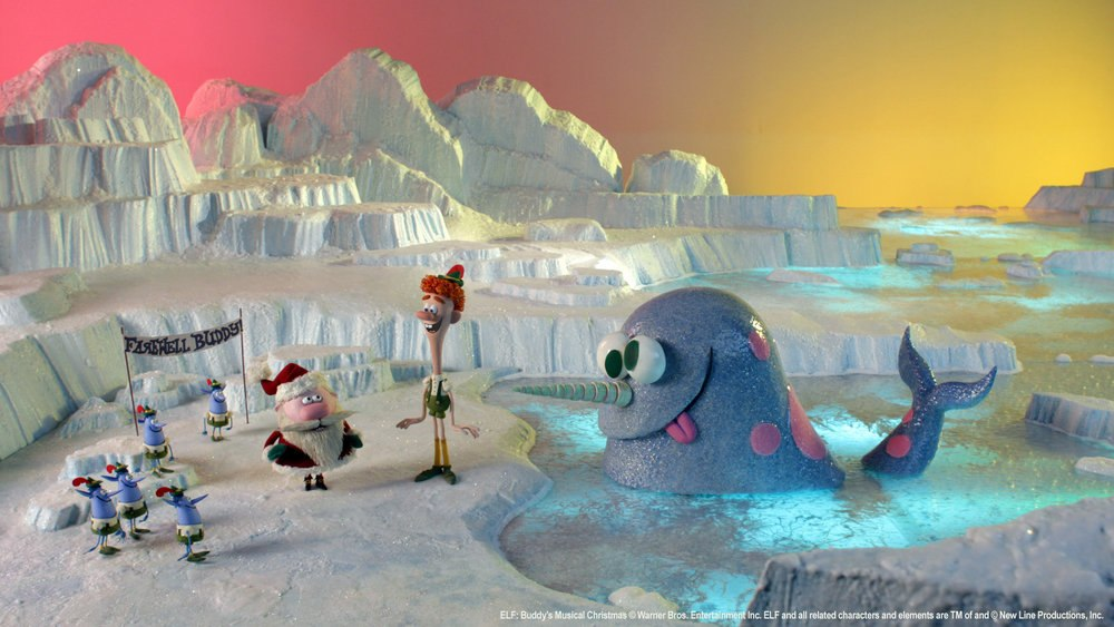 Elf Movie Gets Stop Motion Tv Special Animation World
