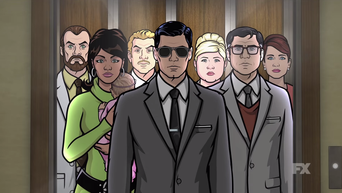 Season 6 Teaser Returns 'Archer' Cast to Its Roots ...