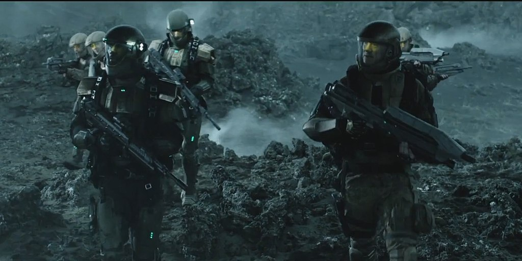 Nvizible Delivers Vfx For Ridley Scott S Halo Nightfall Animation World Network