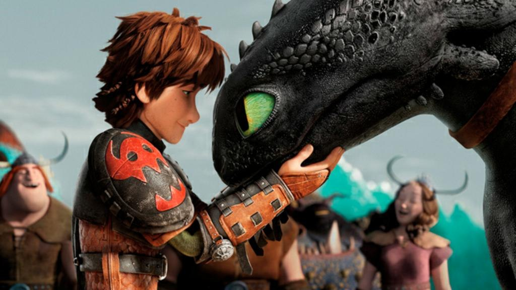 How to train your dragon 2 tops 42nd annual annie awards dreamworks animations how to train your dragon ccuart Gallery