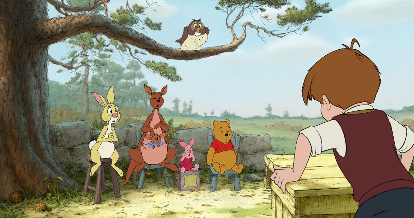 Disney Planning Live Action Winnie The Pooh Mulan Features