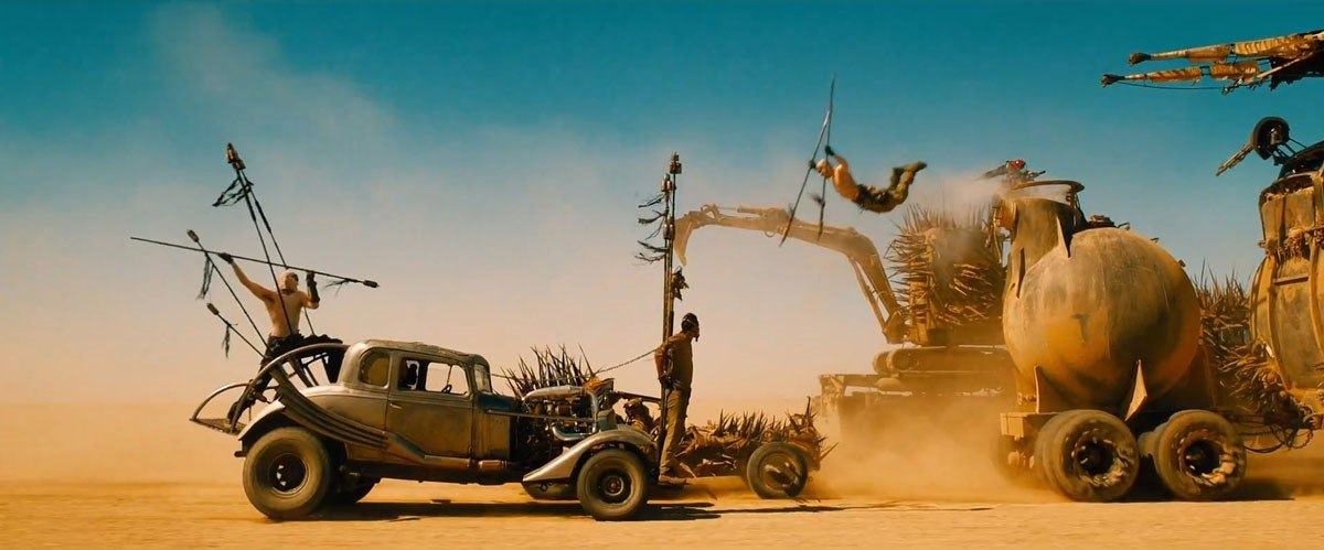 the colorful world of mad max fury road animation world network