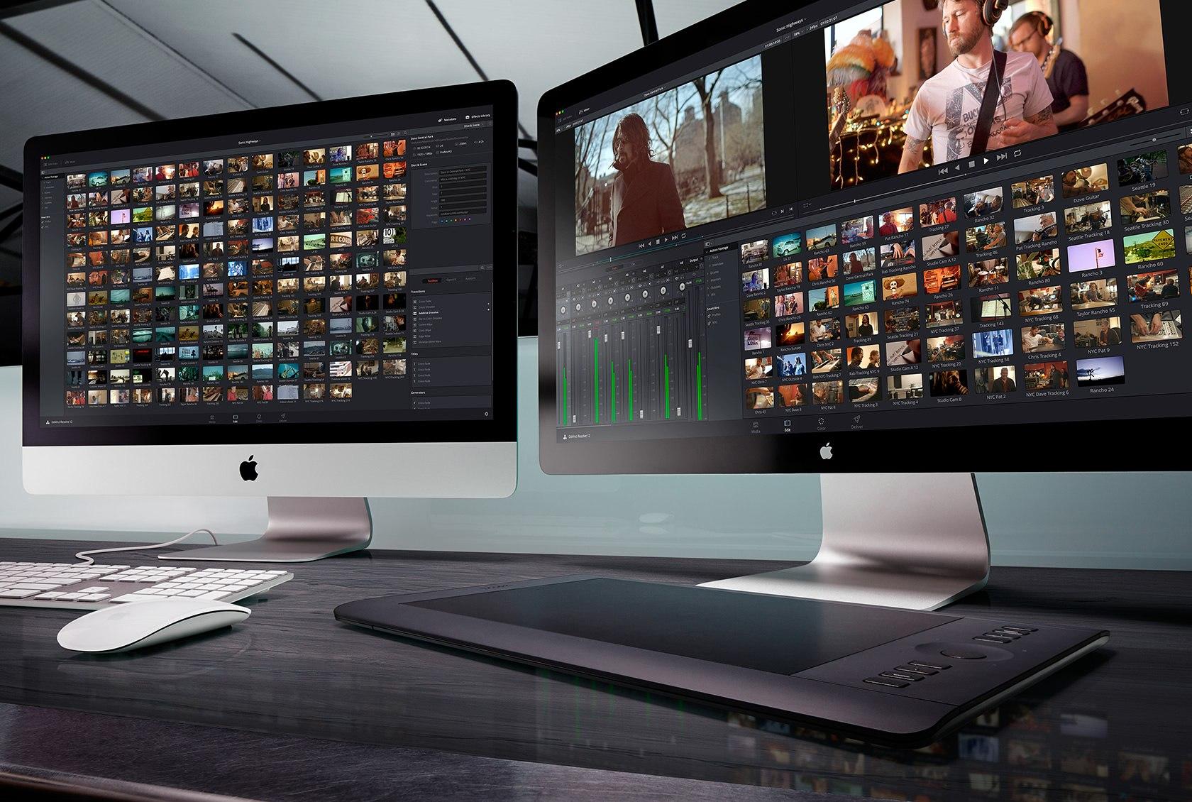 Blackmagic Design Announces Public Beta For Davinci Resolve 12 Animation World Network