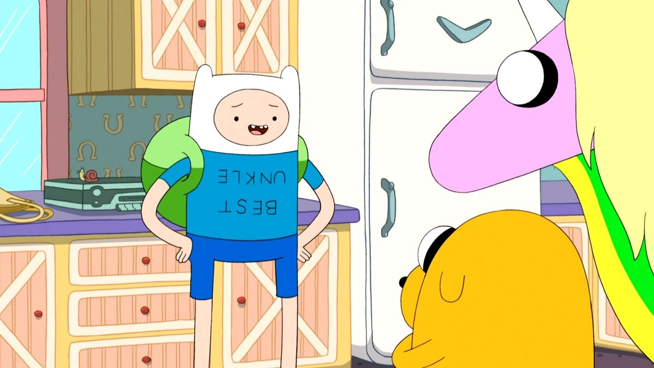 Adventure Time TV Show: News, Videos, Full Episodes and More | TV ... | 720x1280