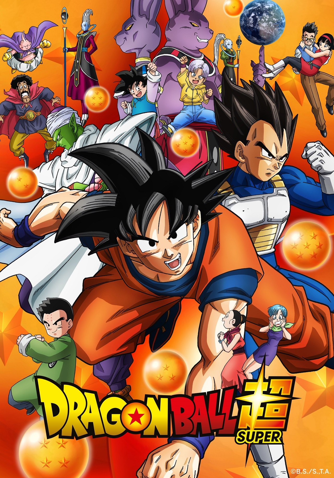 Tokyo after a successful start on fuji tv in japan toei animation is launching dragon ball super at mipcom dragon ball super is an all new series and