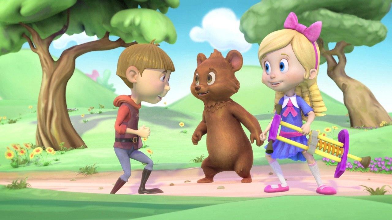 Disney Juniors Goldie Bear Headed To Digital