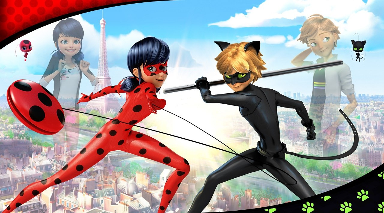 Good HOLLYWOOD    Combining Action Packed Adventure With Superhero Elements,  Nickelodeon Will Premiere The 3D, CGI Animated Sitcom Miraculous Tales Of  Ladybug ...