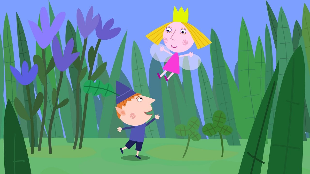 ben and holly cartoon download