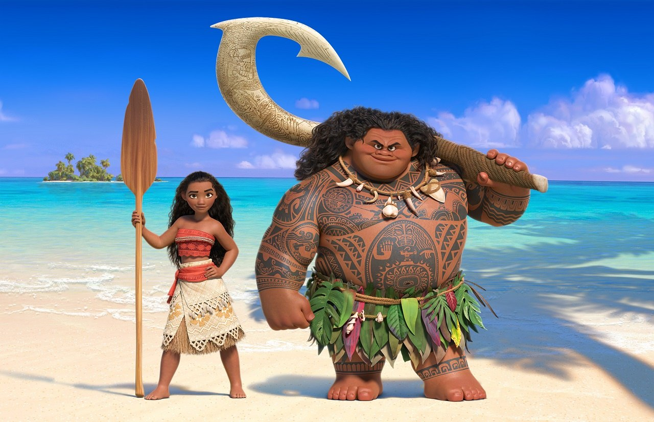 Walt Disney Animation Studios' 'Moana' Finds Her Voice | Animation ...