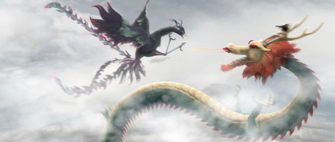 New Cg Animated Feature Where S The Dragon Launching