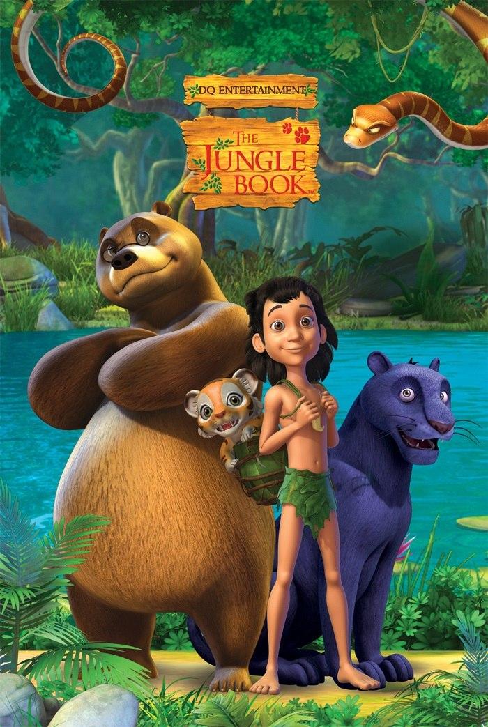Jungle Book Bengali Cartoon  Ep 06(15 July 2020) Download HD Premium Zip