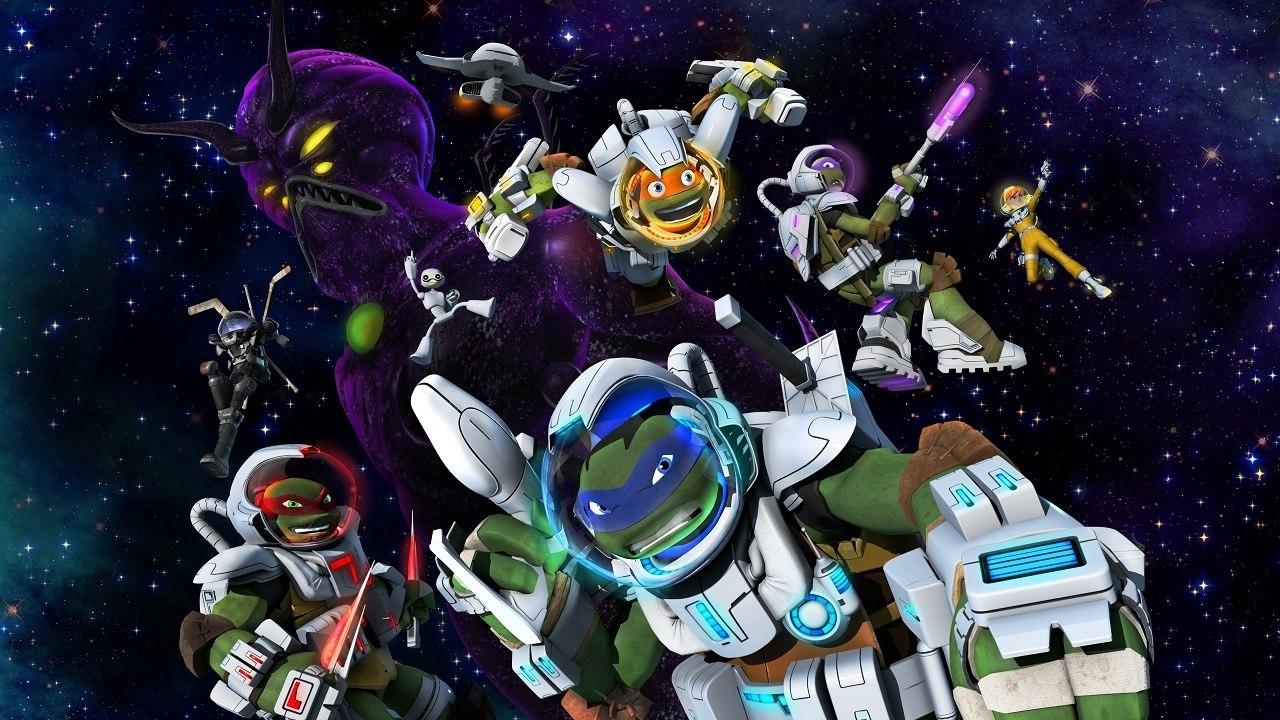 Season Four Of Teenage Mutant Ninja Turtles Premieres October 25