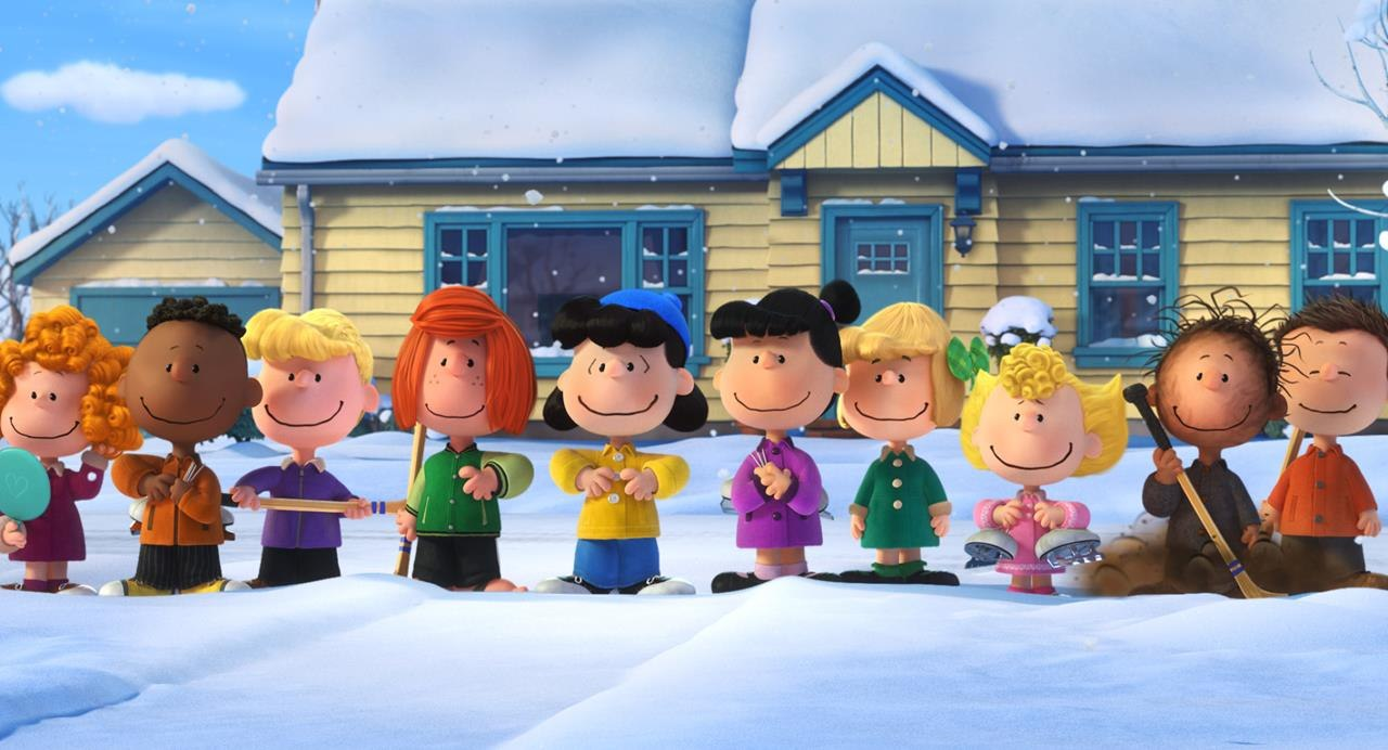 A Visit To Blue Sky Studios For The Peanuts Movie: 73rd Annual Golden Globe Awards: The Nominees React
