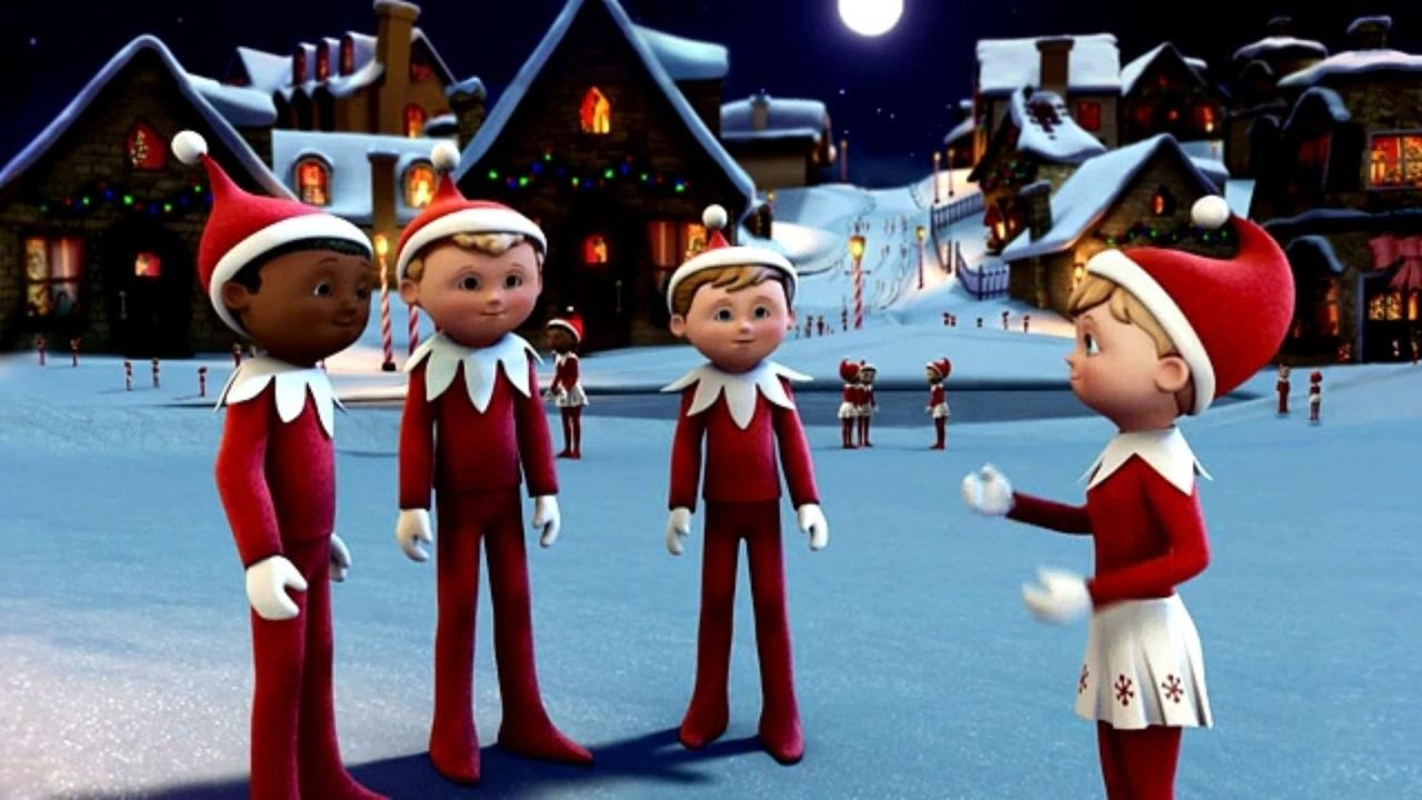 TRICK 3D Heralds Holiday Season with \'An Elf\'s Story\' | Animation ...