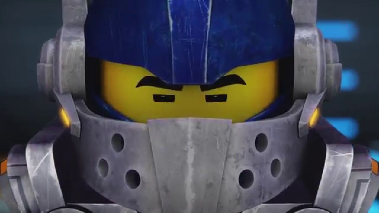 LEGO Returns with New Series, 'LEGO NEXO Knights