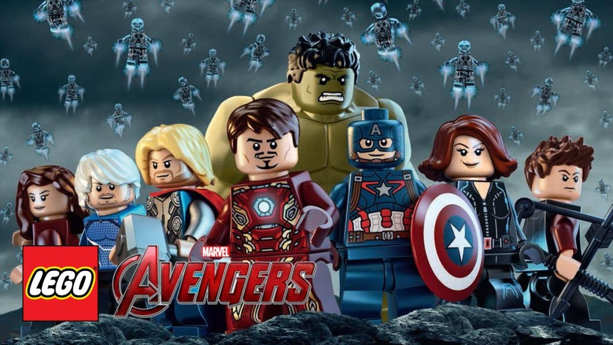 Review lego marvels avengers animation world network voltagebd Image collections