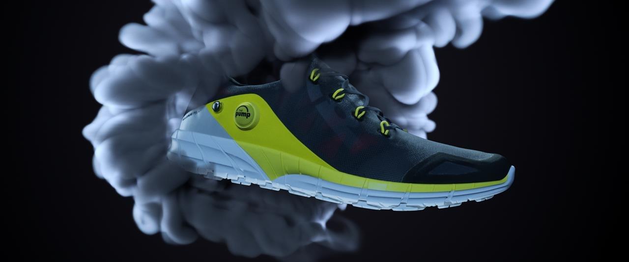 Joinery's weareflink Pumps It Up for Reebok | Animation