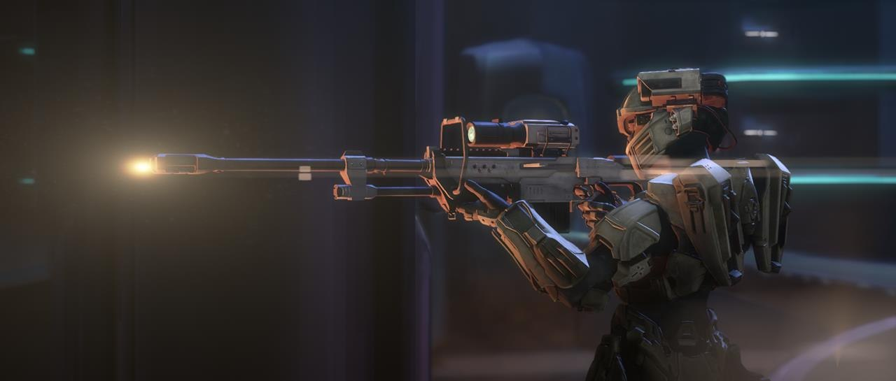 The Sequence Group Gears Up With Faceware For Halo Fall Of Reach