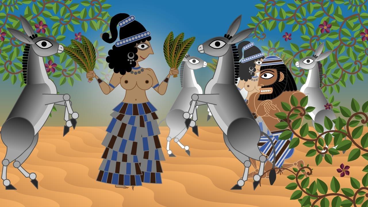 Attend a WIP Screening of Nina Paley's 'Seder-Masochism ...