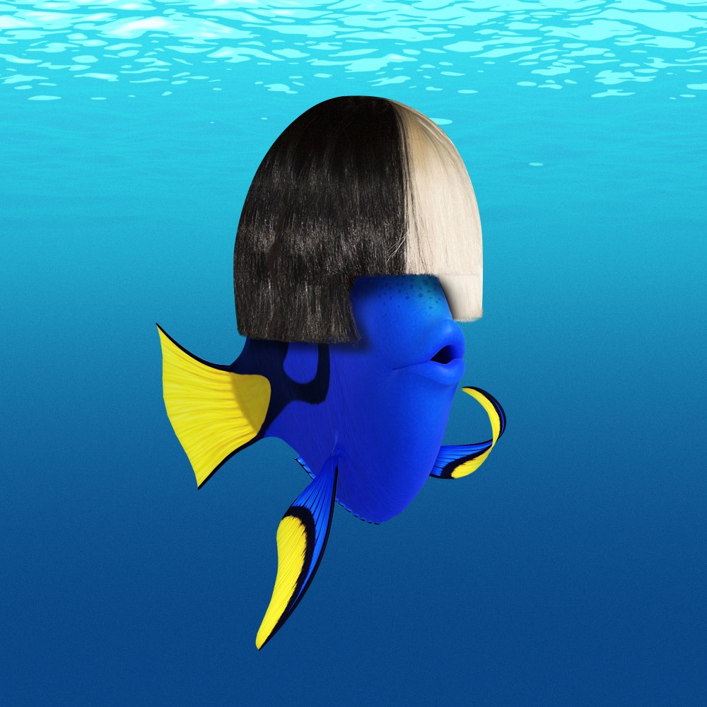 sia brings unforgettable performance to pixar s finding dory