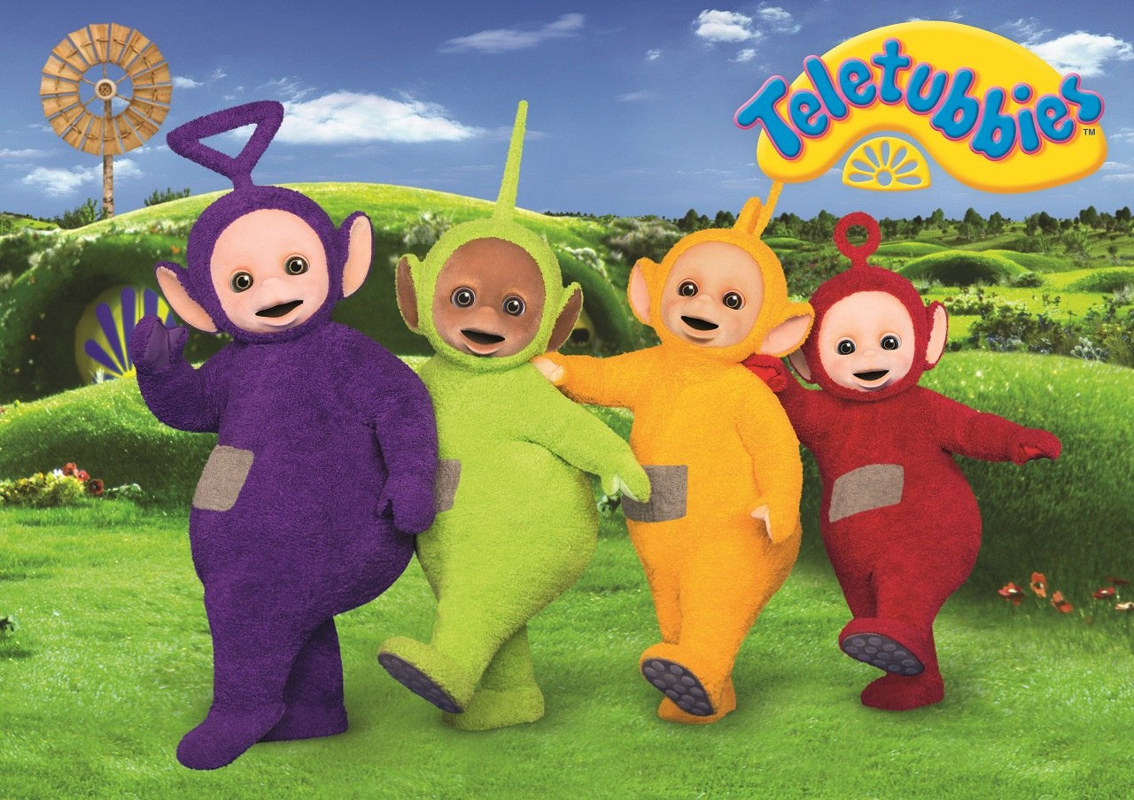 DHX Signs Home Entertainment Deal for \'Teletubbies\' | Animation ...
