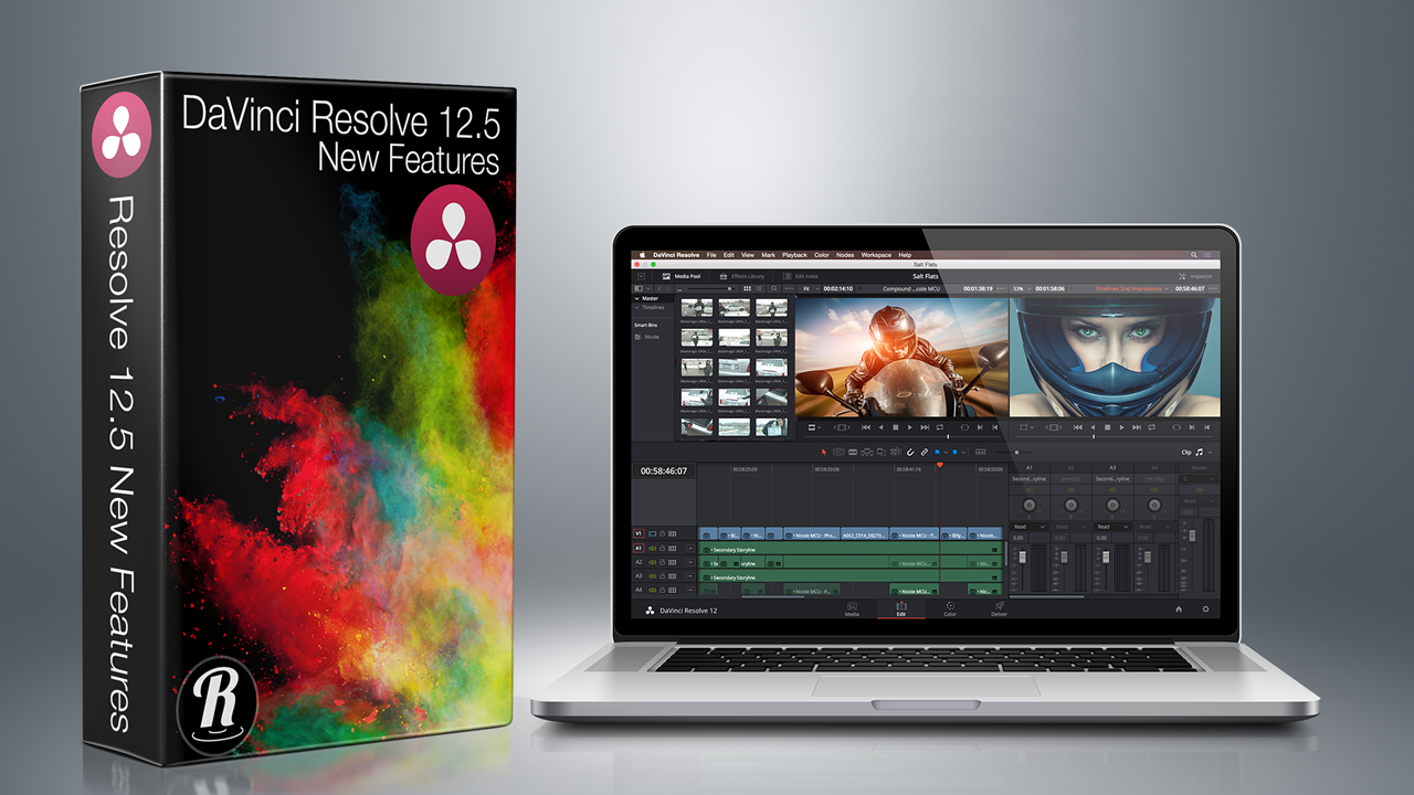 Davinci Resolve 12 5 Now Shipping Animation World Network