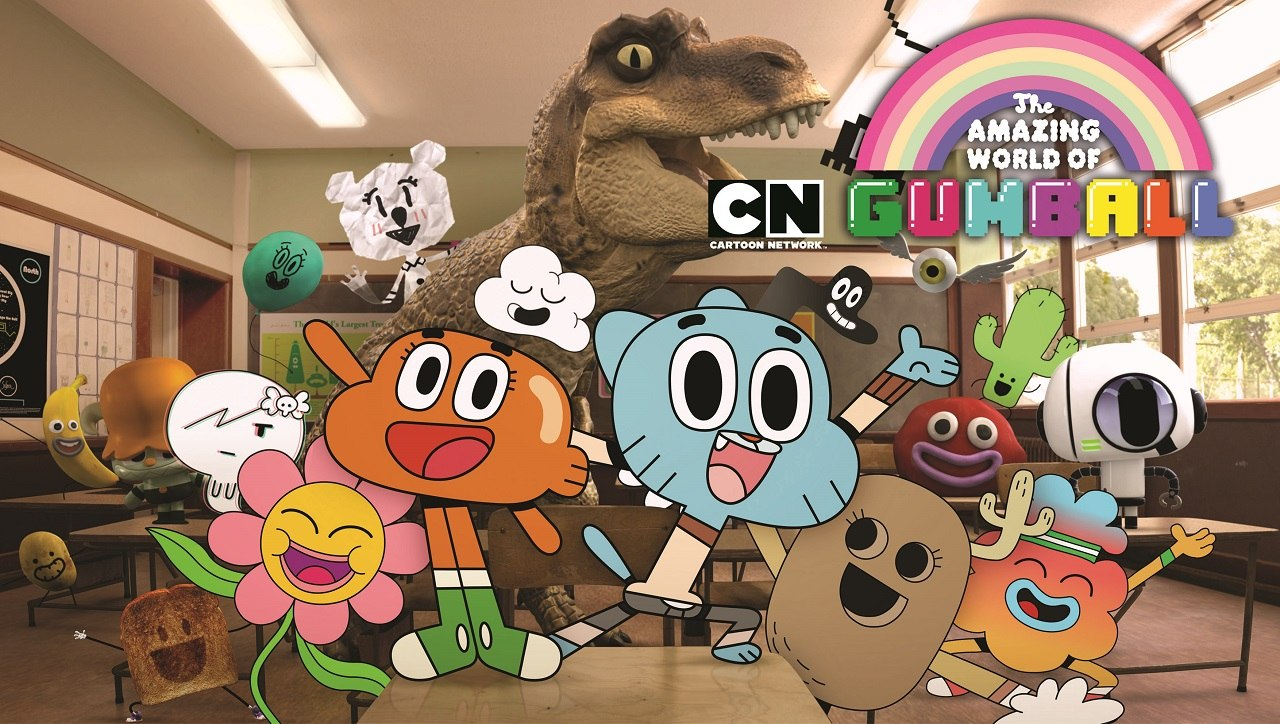 Amazing World Of Gumball Renewed For Season Six Animation World Network