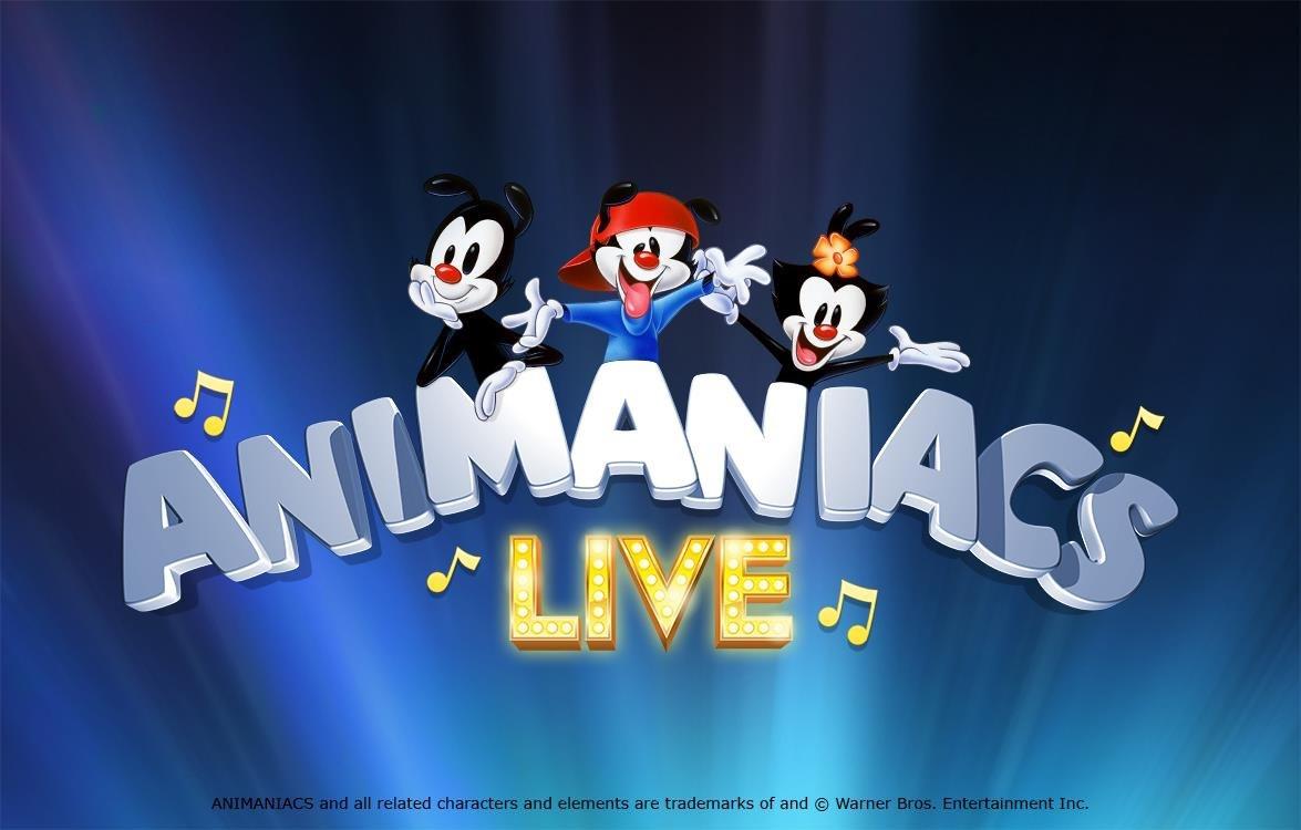 Animaniacs Live Tour