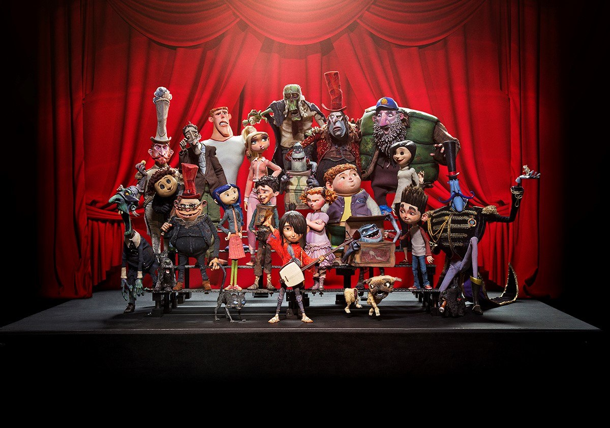 From Coraline To Kubo A Magical Laika Experience Launches August 5 Animation World Network