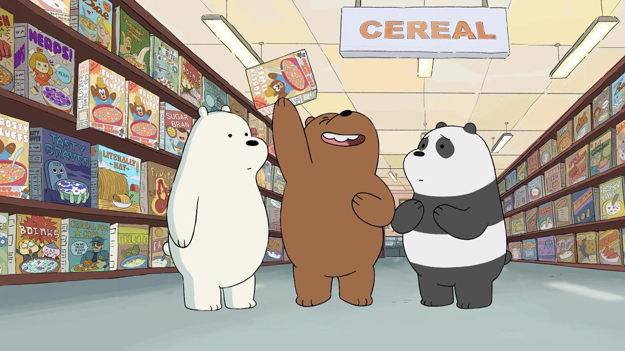 new episodes of we bare bears debut august 1 animation world network