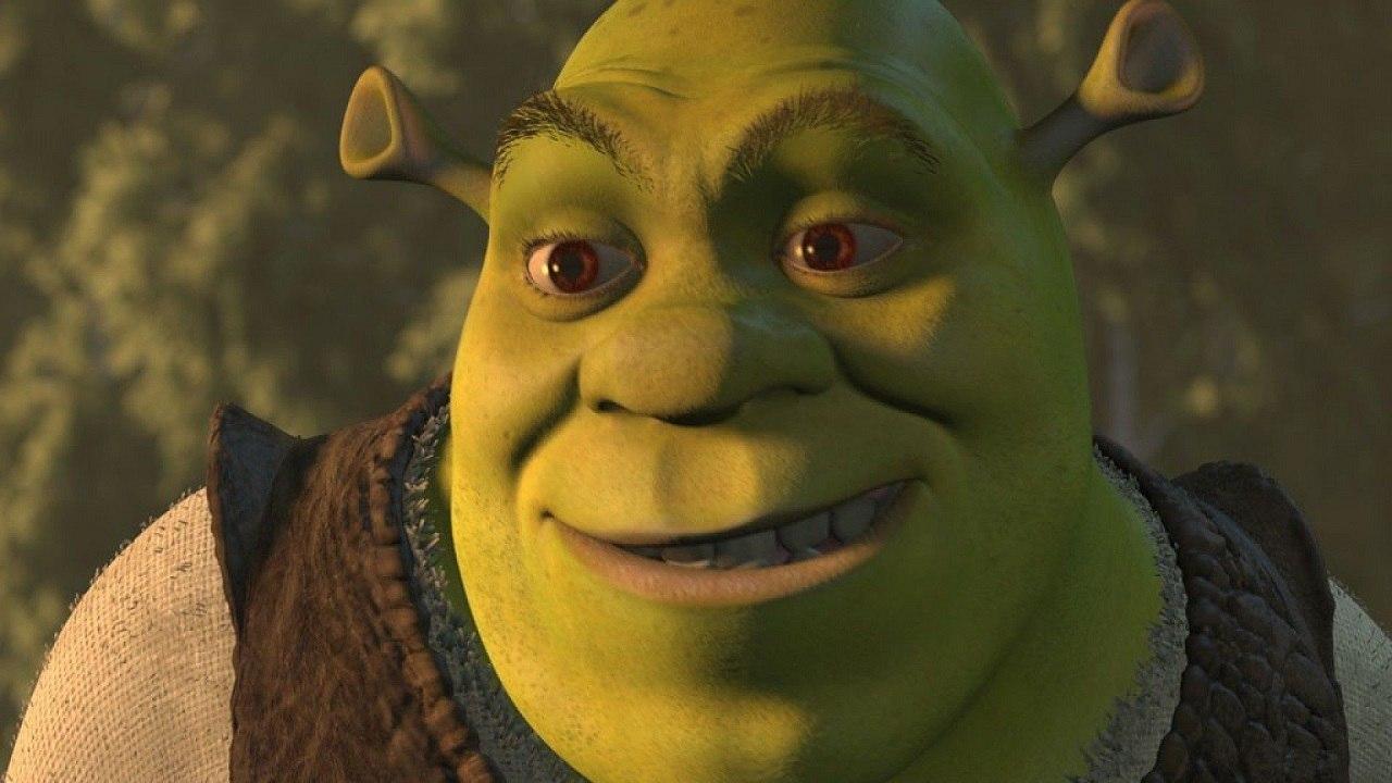 Cartoon Shrek 5 2019 28