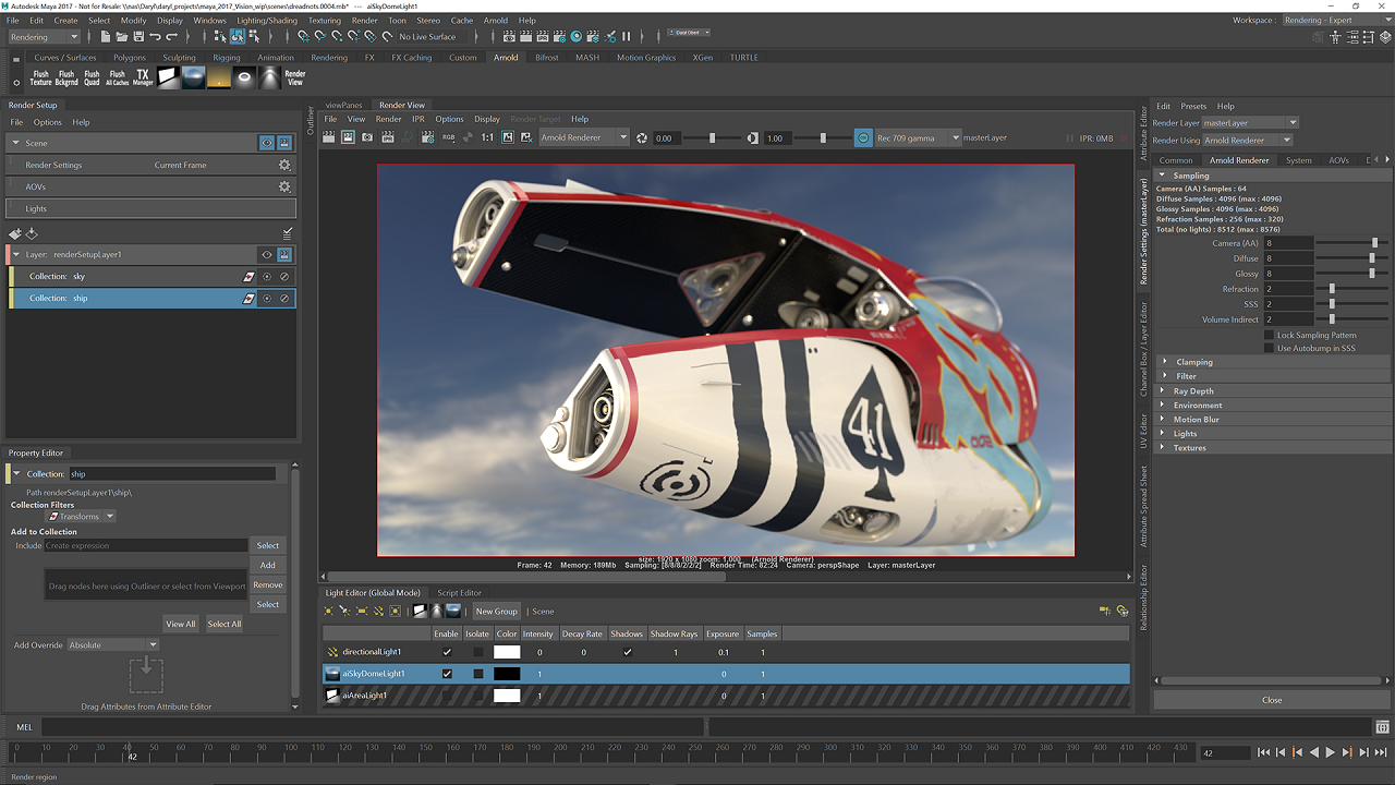 Autodesk Unveils Arnold Integration for Maya 2017 | Animation World