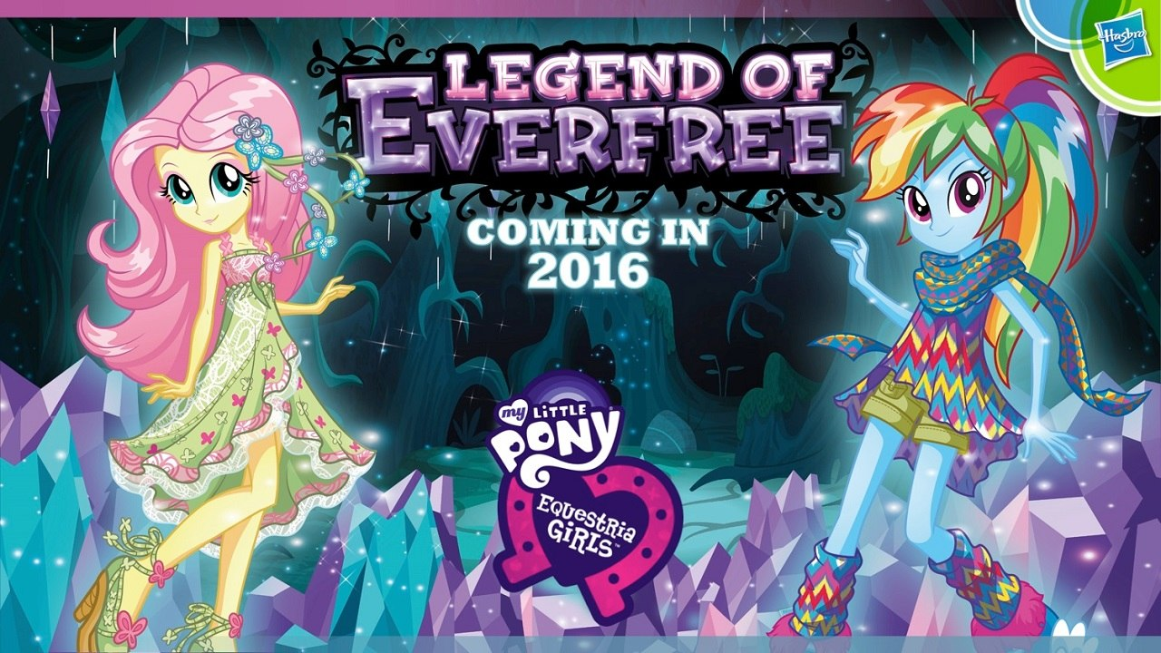 Shout Announces Blu Ray Release Of New Mlp Equestria Girls