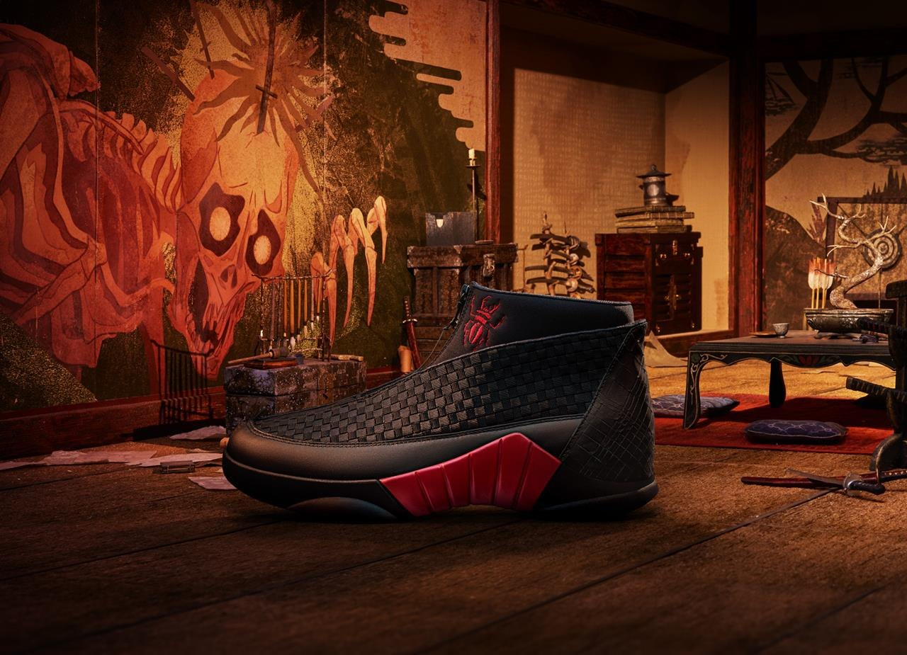 Vástago zoo completamente  LAIKA Teams with Nike on Limited Edition 'Kubo' Sneakers | Animation World  Network