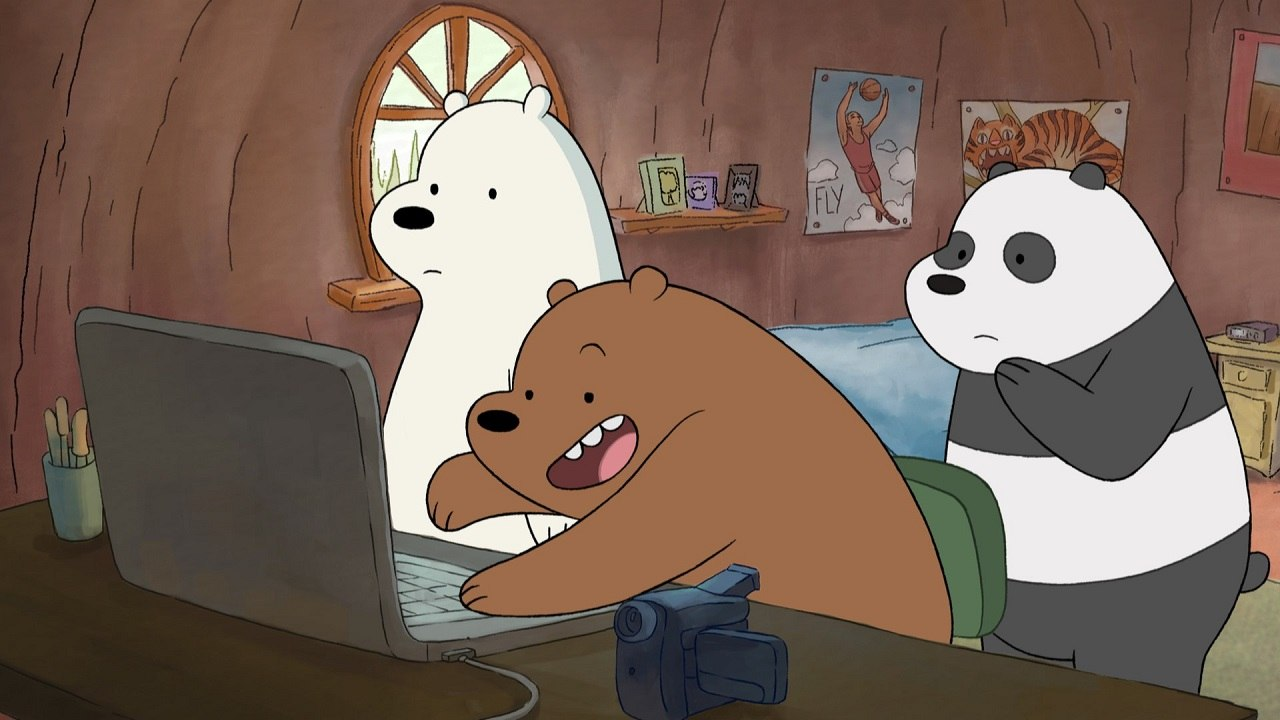 we bare bears lands on dvd october 4 animation world network