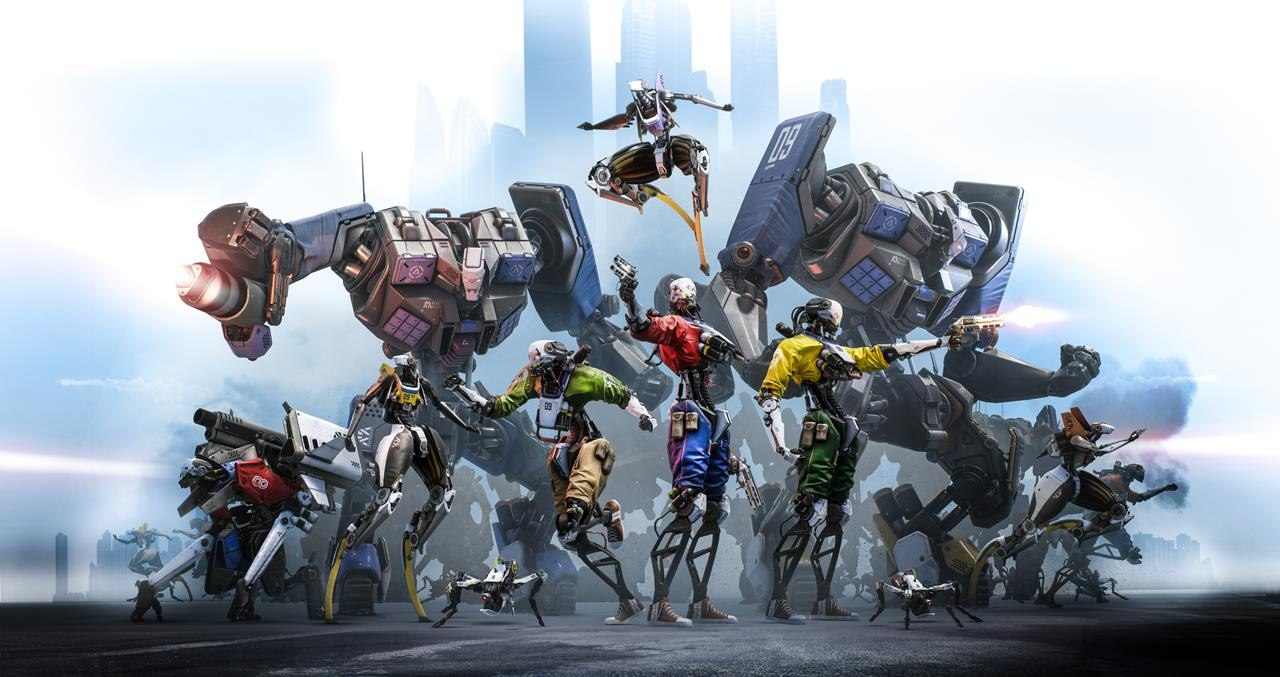 Epic Unveils Free 'Robo Recall' VR Game for Oculus Touch | Animation