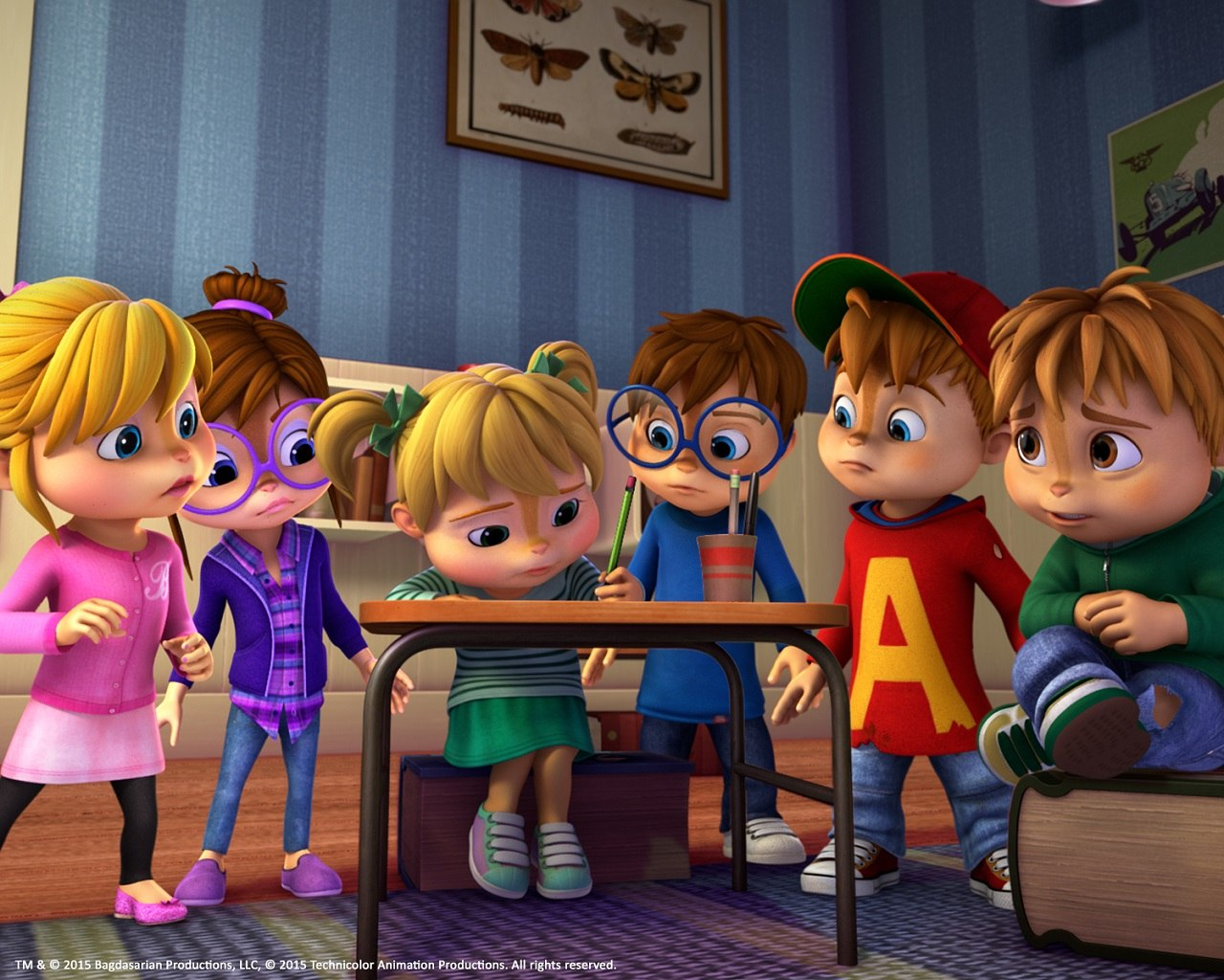 Alvin And The Chipmunks 3 Images alvinnn!!! and the chipmunks' gets greenlit for seasons 3