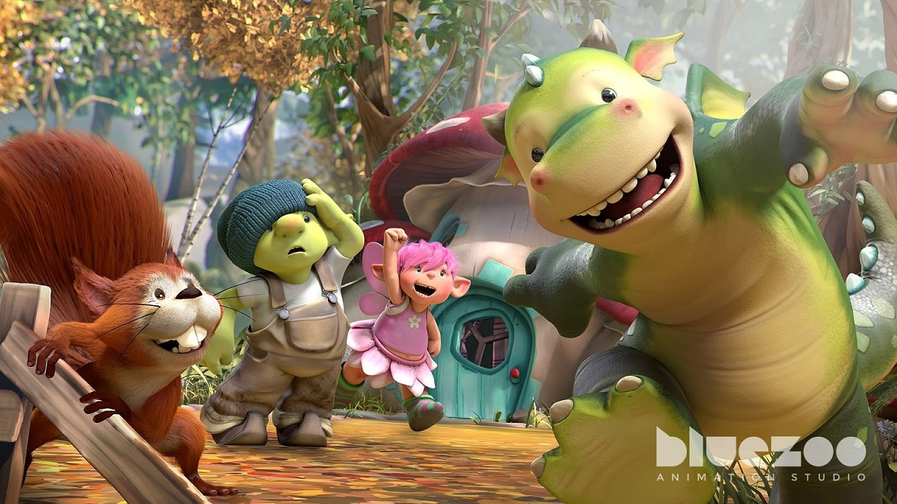 Aardman Rights Taking Blue-Zoo's 'Digby Dragon' to MIPCOM