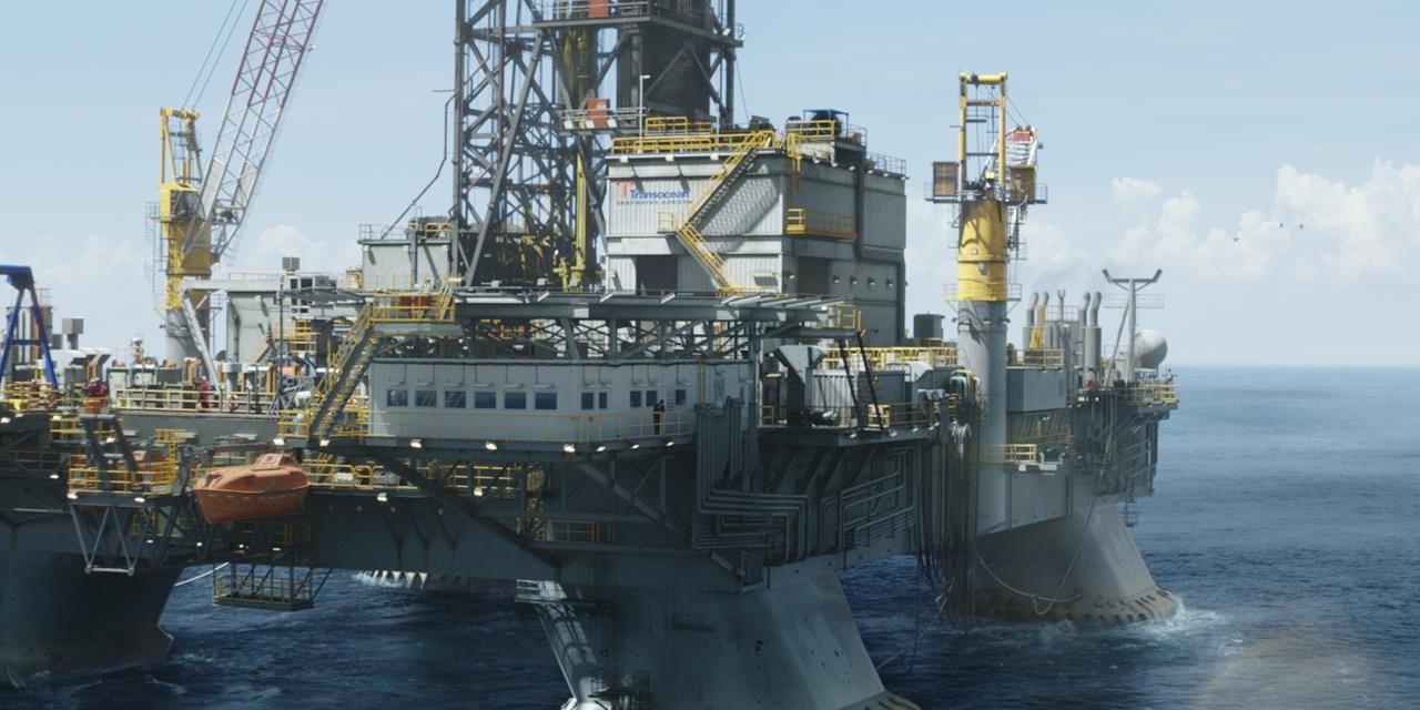 iloura heightens the intensity in deepwater horizon animation