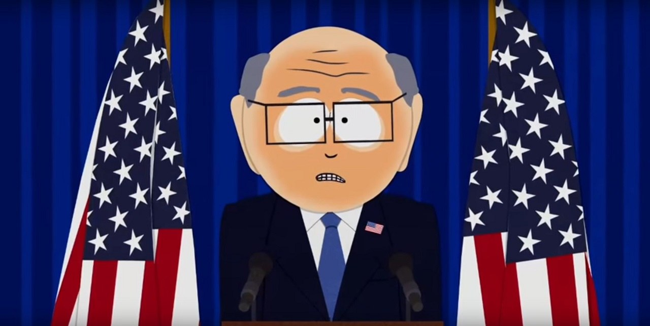 South Park Already Riffed on Donald Trump's Presidential Win