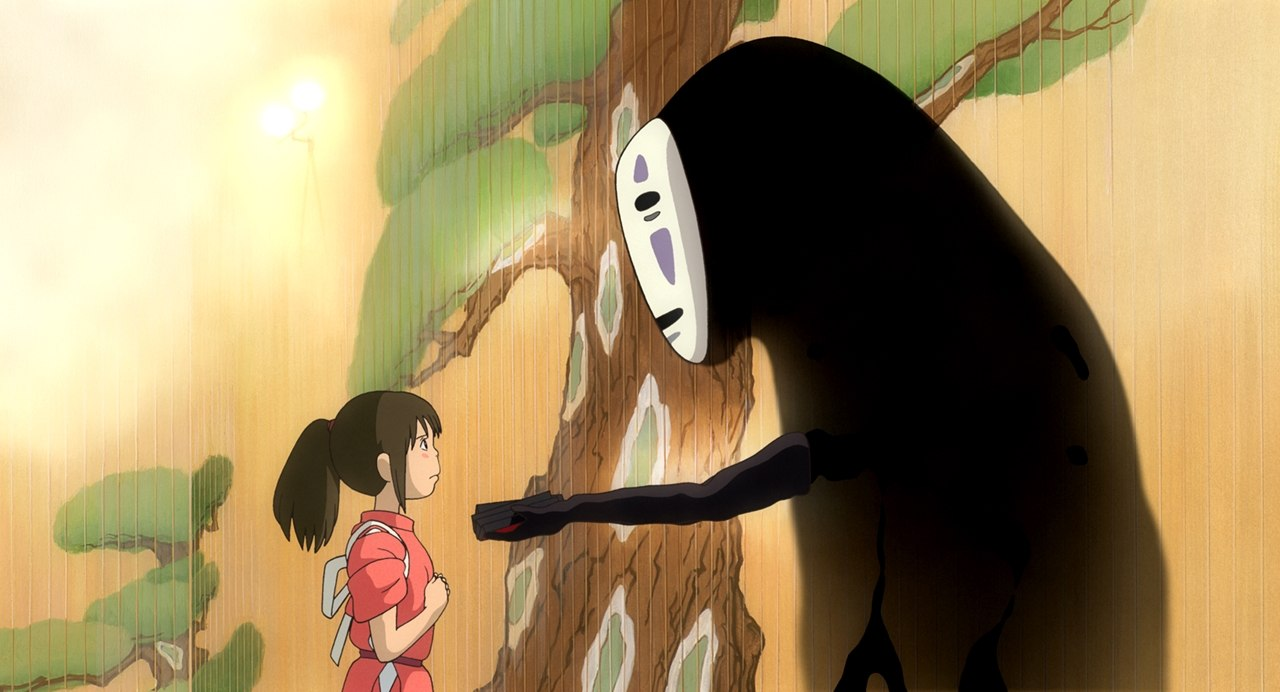 Studio Ghibli's 'Spirited Away' Celebrates 15th Anniversary with Two